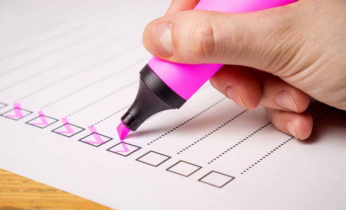 Checklist For Writing Effective Articles